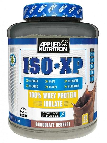 [REVIEW] Đánh giá Whey Iso-XP Applied Nutrition - Tăng Cơ Giảm Mỡ