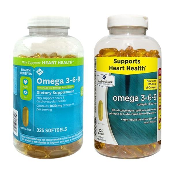 Viên uống Omega 369 Của Mỹ có chất lượng không?